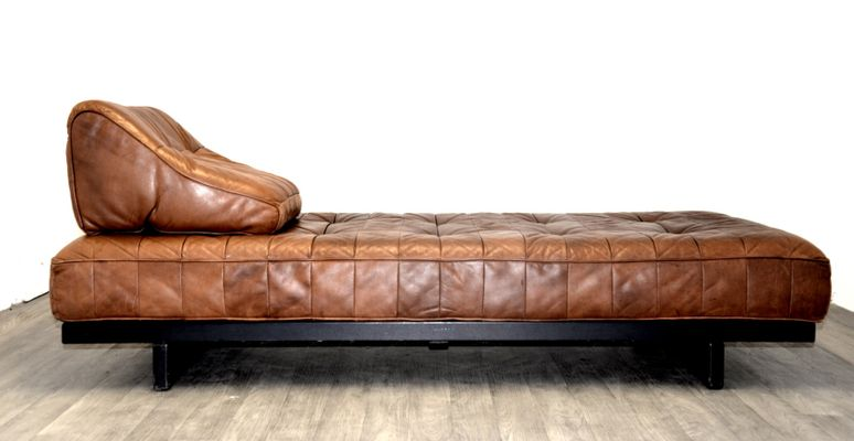 Vintage Swiss DS 80 Daybed from De Sede, 1960s for sale at Pamono