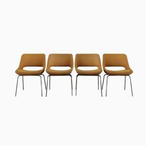 Mini-Kilta Stühle von Olli Mannermaa für Mobilplast Barcelona, 4er Set