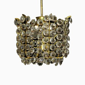Crystal Pendant Lamp from J. & L. Lobmeyr