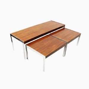 Tables Gigognes Modernistes en Palissandre par Richard Young pour Merrow Associates, 1970s