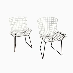 Children's Wire Chairs by Harry Bertoia for Knoll, 1960s, Set of 2