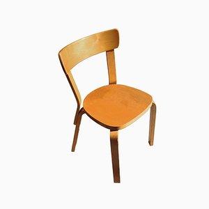 Stuhl aus Birkenholz von Alvar Aalto für Artek, 1937