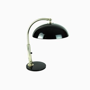Model 144 Desk Lamp by H. Busquet for Hala Zeist, 1930s