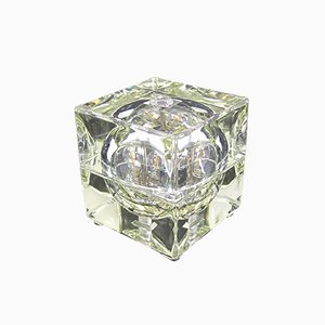 Lampada da tavolo Cubosfera di Alessandro Mendini, 1968