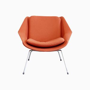 Model FM04 Dutch Lounge Chair by Cees Braakman for Pastoe, 1959