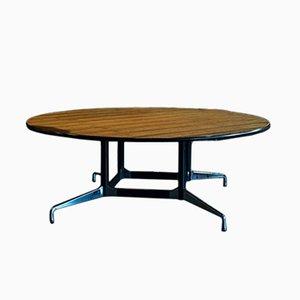 Segmented Table Konferenztisch von Ray & Charles Eames für Vitra