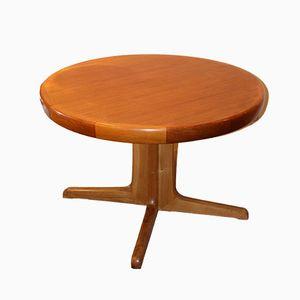 Teak Scandinavian Dining Table, 1960s