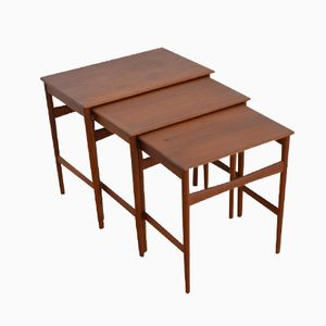 AT40 Nesting Tables from Andreas Tuck, Set of 3
