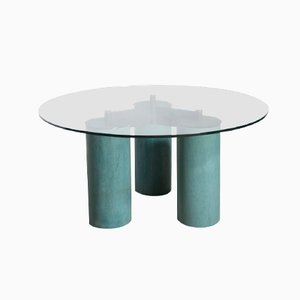 Serenissimo 160 Coffee Table by Lella and Massimo Vignelli for Acerbis, 1985