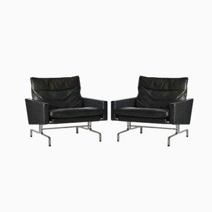 Vintage PK31/1 Stühle von Poul Kjaerholm für E. Kold Christensen, 2er Set
