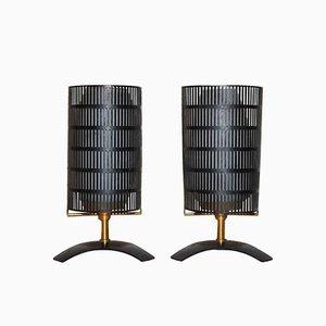Kleine Italienische Tischlampen von Stilnovo, 1960er, 2er Set