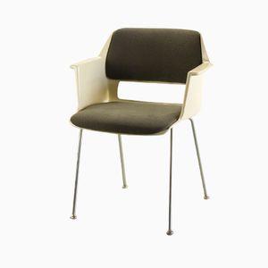 Niederländische 2215 Stühle in Braun von Andre Cordemeyer für Gispen, 4er Set