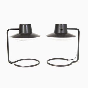 Saint Catherine Tischlampen von Arne Jacobsen für Louis Poulsen, 2er Set