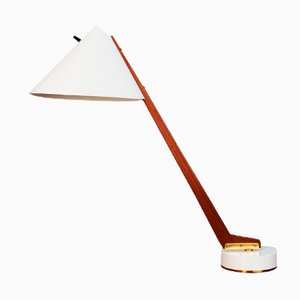 Swedish B54 Lamp by Hans Agne Jakobsson for Markaryd, 1950s