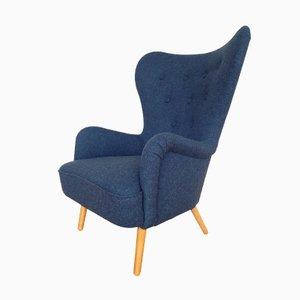 Mid-Century DA1 Vintage Armchair by Ernest Race, 1950s