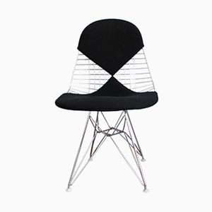 DKR2 Bikini Drahtstühle von Ray und Charles Eames für Vitra, 2er Set