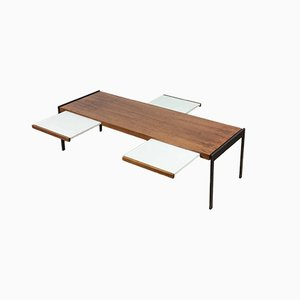Walnut Coffee Table by Wilhelm Renz, 1960s