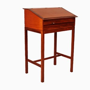 Danish Mahogany Writing Desk