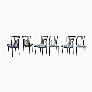 Dining Chairs by Maurizio Tempestini, 1939, Set of 6