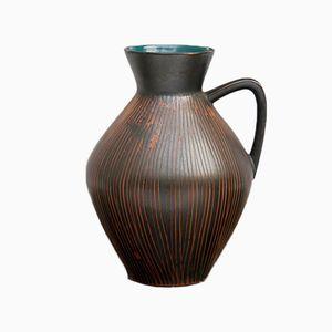 Vintage Westdeutscher Keramik Krug