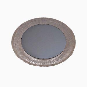 Miroir Eclairé Circulaire par Hillebrand, 1970s