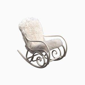 Rocking Chair, N°1, de Thonet, 1860