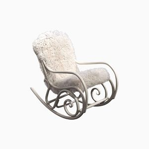 Rocking Chair N°1 from Thonet, 1860