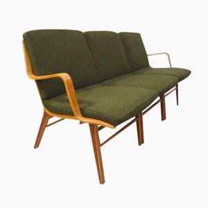 Dänische Umgestaltbare Stühle aus Buche & Teak von Peter Hvidt & Orla Mølgaard-Nielsen für Fritz Hansen, 1960er, 5er Set