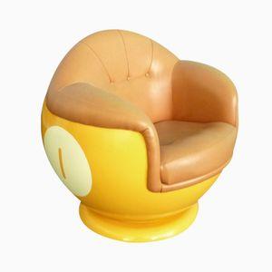 Plastic Billiards Ball Chair, 1970s