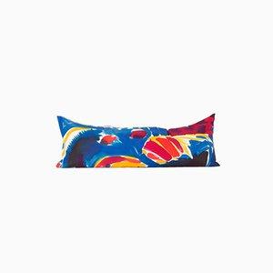 Cuscino lungo multicolore di Naomi Clark per Fort Makers
