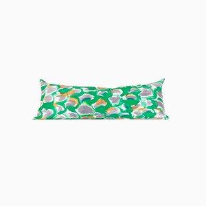 Cuscino lungo verde di Naomi Clark per Fort Makers