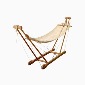 Relaxer Hammock by Waldemar Rothe for Rosenthal, 1974