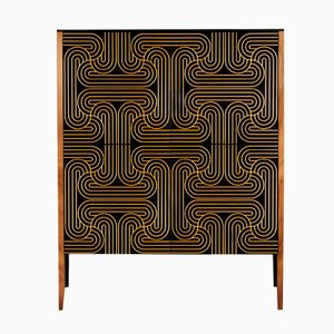 Four Door Loop Cabinet by Coucou Manou