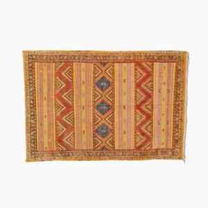 Tapis Berber Vintage en Laine, Maroc