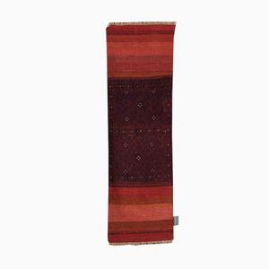 Handgemachter Vintage Kilim Teppich