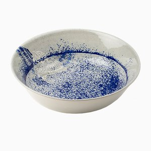 Ink'd Bowl by Kiki van Eijk for 1882 Ltd.