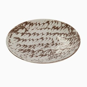 Ink'd Salad Plate by Kiki van Eijk for 1882 Ltd.