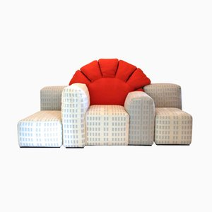New York Sunrise Sofa von Gaetano Pesce für Cassina