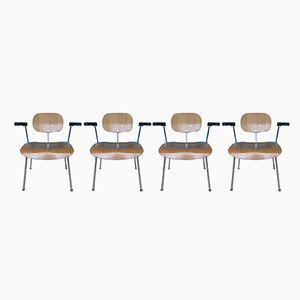 se68 stuhl von egon eiermann f r wilde spieth bei pamono kaufen. Black Bedroom Furniture Sets. Home Design Ideas