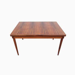 Danish Rosewood Dining Table by Niels O. Møller for Möller Design, 1960s