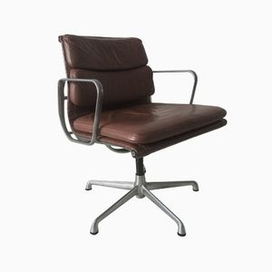 EA208 Eames Swivel Chair by Charles & Ray Eames for ICF Italy, 1960s