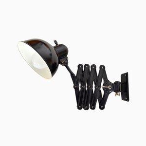 Lampe Ciseaux, Modèle 6718, Vintage Bauhaus par Christian Dell pour Kaiser Idell