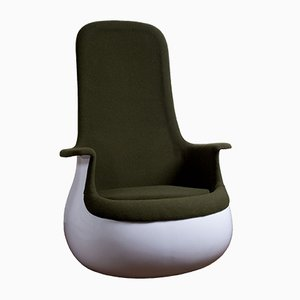 Vintage Culbuto Chair by Marc Held for Knoll, 1970s