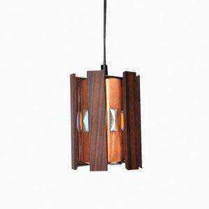 Vintage Pendant Lamp by Werner Schou