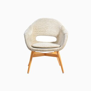 Vintage Shell Chair by František Jirák