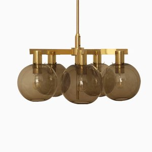 T348/5 Pastoral Ceiling Light by Hans Agne Jakobsson for Markaryd, 1959