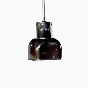 Bauhaus Enamelled Ceiling Light
