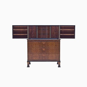 Swedish Grace Chiffonier by Erik Chambert for Chamberts Möbelfabrik, 1930s