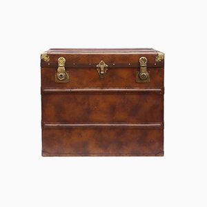 Vintage Italian Trunk from G. Gazzarrini, 1920s