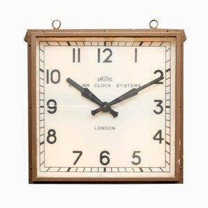 Große Englische Zweiseitige Uhr, 1920er